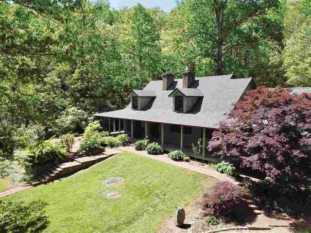 391 Moses Hughes Ln, Roseland, VA 22967 (MLS #611053) :: KK Homes