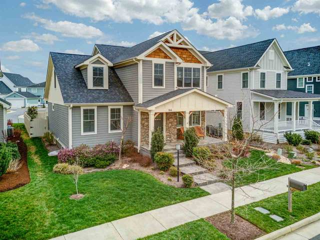 766 Golf View Dr, Crozet, VA 22932 (MLS #611069) :: Jamie White Real Estate
