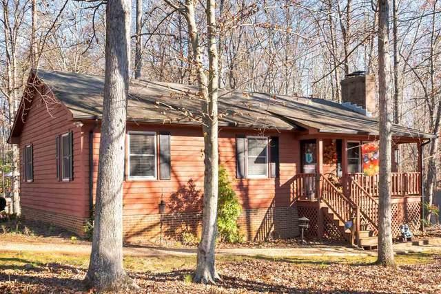 112 Jefferson Dr, Palmyra, VA 22963 (MLS #611085) :: Jamie White Real Estate