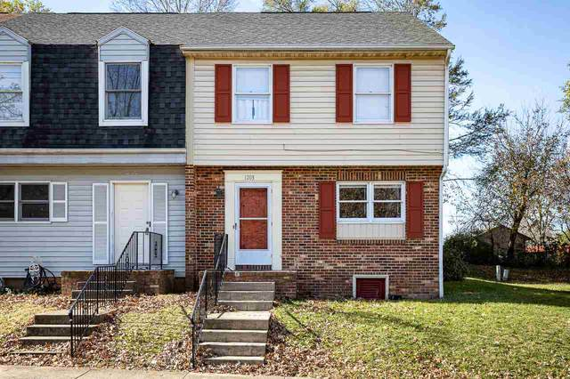 1203 Mountain View Dr, HARRISONBURG, VA 22801 (MLS #611101) :: KK Homes