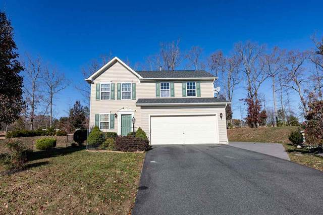107 Justin Dr, Palmyra, VA 22963 (MLS #611128) :: Jamie White Real Estate