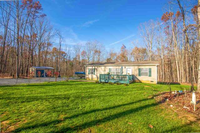740 Old Cc Rd, GORDONSVILLE, VA 22942 (MLS #611179) :: Jamie White Real Estate