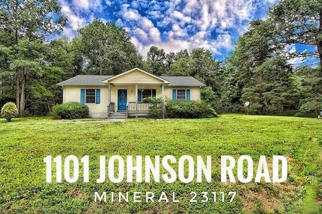 1101 Johnson Rd, MINERAL, VA 23117 (MLS #611184) :: Jamie White Real Estate