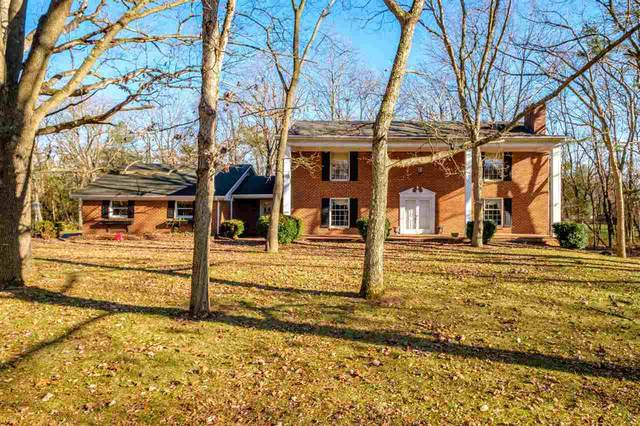 950 Oak Dr, HARRISONBURG, VA 22801 (MLS #611197) :: Jamie White Real Estate