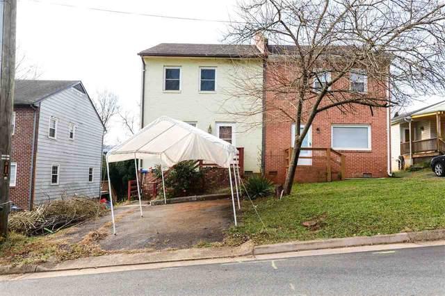 1404 Vine St A, CHARLOTTESVILLE, VA 22902 (MLS #611210) :: Jamie White Real Estate