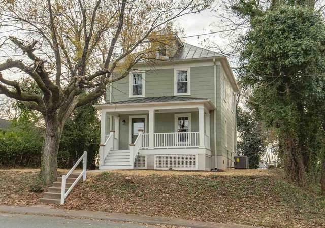 810 Concord Ave, CHARLOTTESVILLE, VA 22903 (MLS #611279) :: Jamie White Real Estate