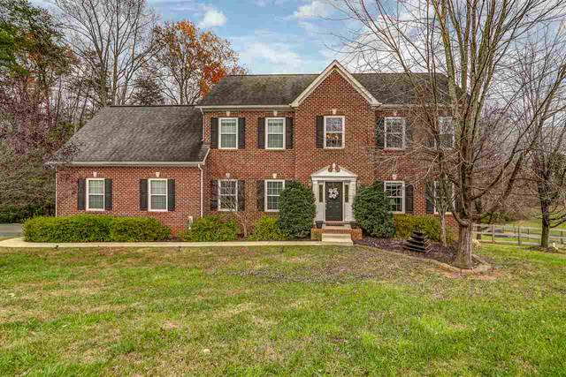2264 Byrd Mill Rd, LOUISA, VA 23093 (MLS #611288) :: Jamie White Real Estate