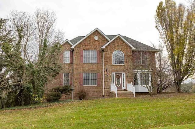 125 Emerald Hill Dr, Fishersville, VA 22939 (MLS #611300) :: Jamie White Real Estate