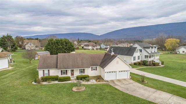 9852 Woodbine Way, New Market, VA 22844 (MLS #611304) :: Real Estate III