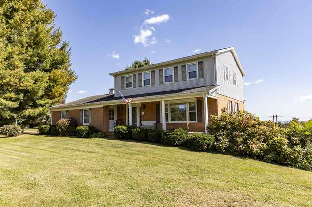 7935 Old Green Mountain Rd, Esmont, VA 22937 (MLS #611305) :: KK Homes