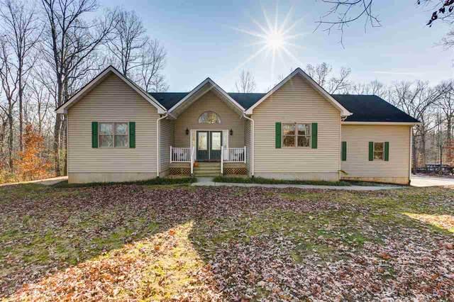1716 Hensley Rd, MINERAL, VA 23117 (MLS #611318) :: Jamie White Real Estate