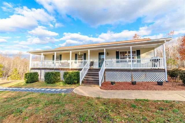 209 Jeffal Ln, SCOTTSVILLE, VA 24590 (MLS #611344) :: Real Estate III