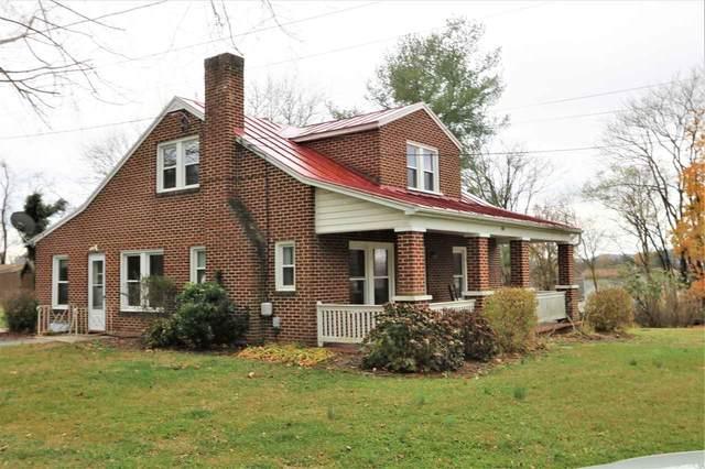 424 Betsy Bell Rd, STAUNTON, VA 24401 (MLS #611345) :: Real Estate III