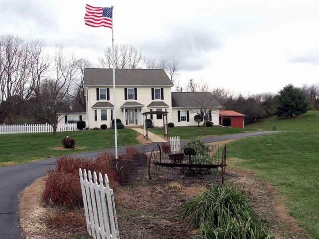 1838 C Springhill Rd, STAUNTON, VA 24401 (MLS #611376) :: Real Estate III
