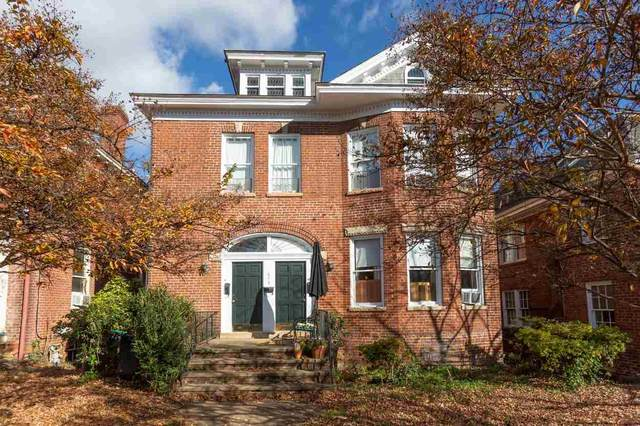 615 E High St, CHARLOTTESVILLE, VA 22902 (MLS #611388) :: Real Estate III