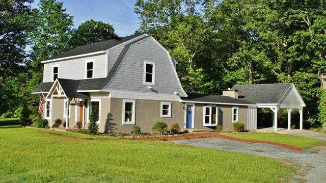 268 Dry Bridge Rd, CHARLOTTESVILLE, VA 22903 (MLS #611444) :: Jamie White Real Estate