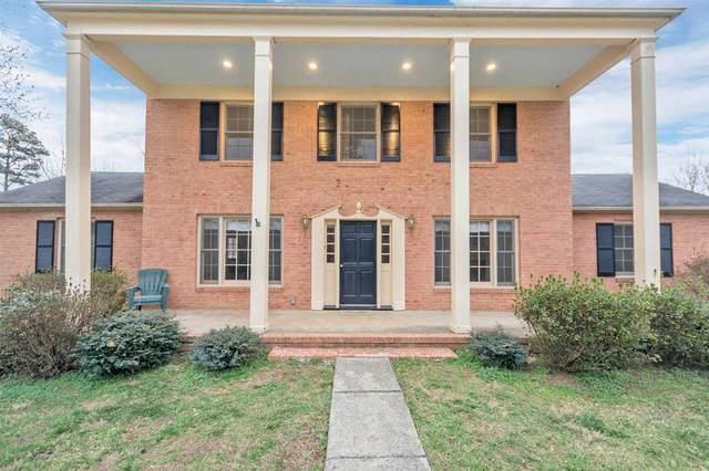 5315 Free Union Rd, FREE UNION, VA 22940 (MLS #611457) :: Real Estate III