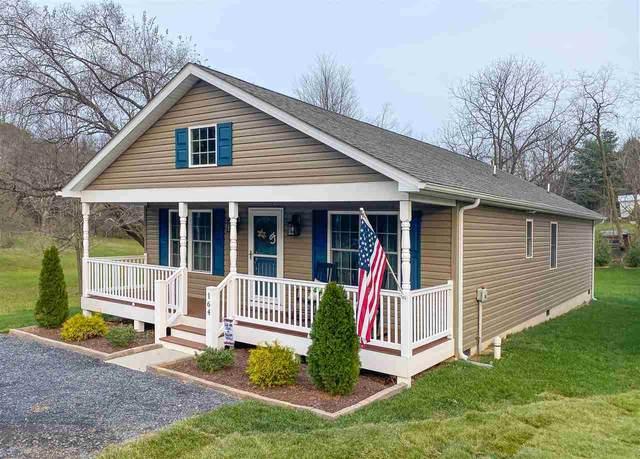 164 Elliot St, STAUNTON, VA 24401 (MLS #611465) :: Real Estate III