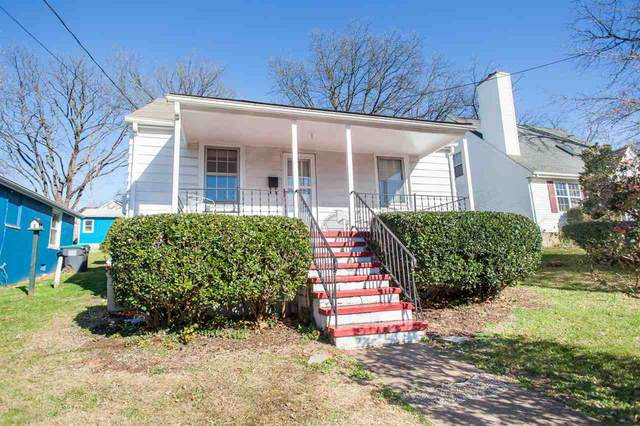 913 Bolling Ave, CHARLOTTESVILLE, VA 22902 (MLS #611468) :: Real Estate III