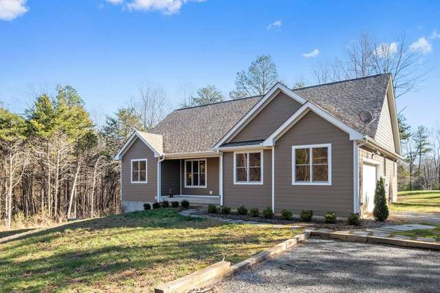 336 Bear Run Rd, STANARDSVILLE, VA 22973 (MLS #611480) :: Real Estate III