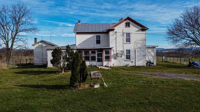 6472 Crossroads Ln, Timberville, VA 22853 (MLS #611487) :: Real Estate III