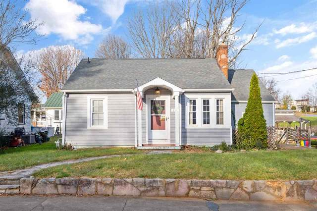 110 Hays Ave, STAUNTON, VA 24401 (MLS #611491) :: KK Homes