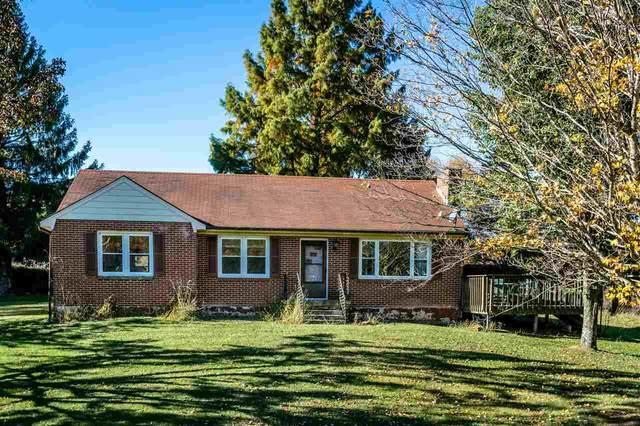 5808 Doe Hill Rd, SUGAR GROVE, VA 26815 (MLS #611496) :: KK Homes