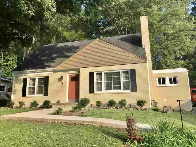 821 N Coalter St, STAUNTON, VA 24401 (MLS #611498) :: KK Homes