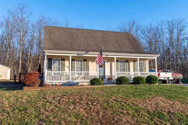 125 Cedarcrest Dr, WAYNESBORO, VA 22980 (MLS #611499) :: KK Homes