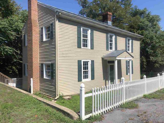 727 South Main St, Mount Crawford, VA 22841 (MLS #611508) :: Jamie White Real Estate