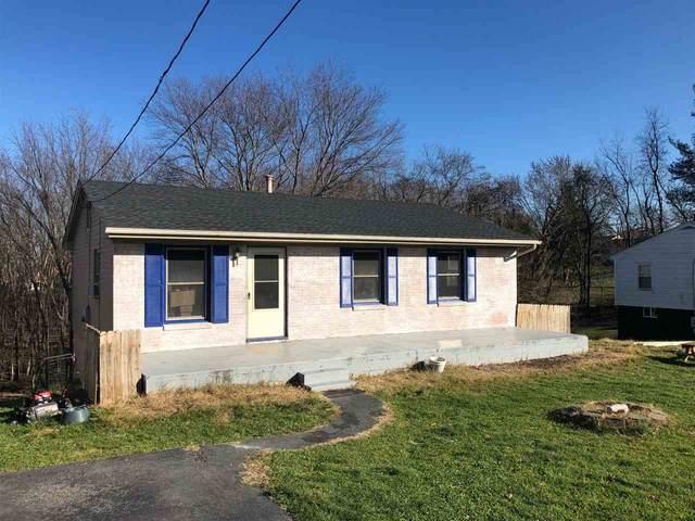 327 Hoover St, STAUNTON, VA 24401 (MLS #611613) :: KK Homes