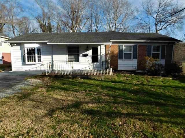 107 Hartmans Mill Rd, CHARLOTTESVILLE, VA 22902 (MLS #611770) :: Jamie White Real Estate