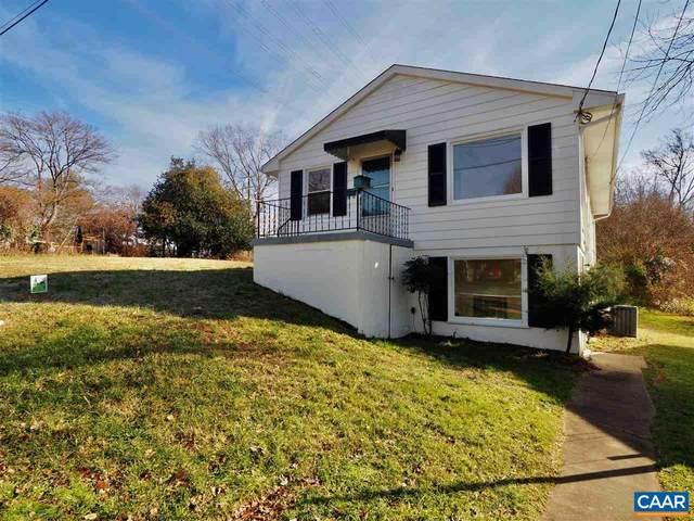 1112 Holmes Ave, CHARLOTTESVILLE, VA 22901 (MLS #611850) :: Real Estate III