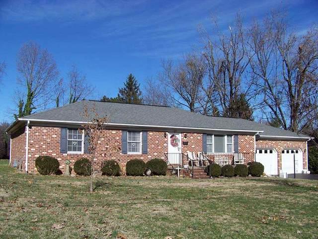 633 Rosser Ave, WAYNESBORO, VA 22980 (MLS #611974) :: KK Homes