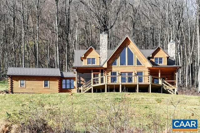 123 Long Point Ln, Madison, VA 22727 (MLS #612109) :: Jamie White Real Estate