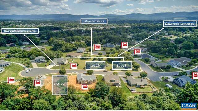 2540 Belvue Rd Lot 25, WAYNESBORO, VA 22980 (MLS #612151) :: KK Homes