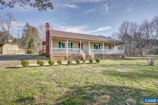 2568 Crewsville Rd, BUMPASS, VA 23024 (MLS #612228) :: Real Estate III