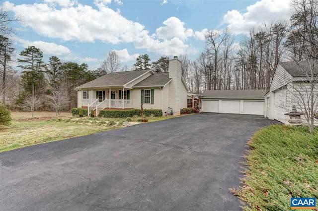 573 Vawter Corner Rd, LOUISA, VA 23093 (MLS #612233) :: Real Estate III