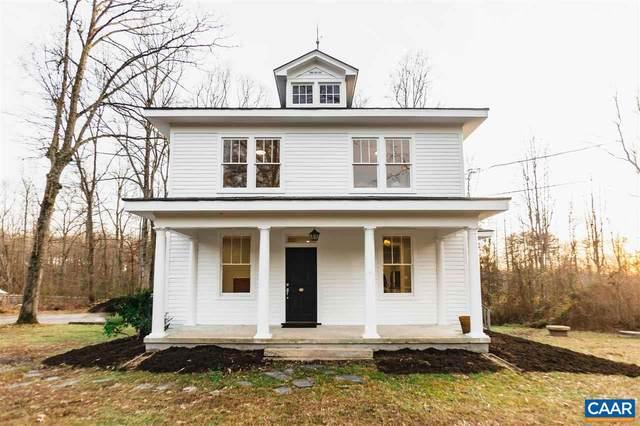 4615 Davis Hwy, LOUISA, VA 23093 (MLS #612244) :: Real Estate III