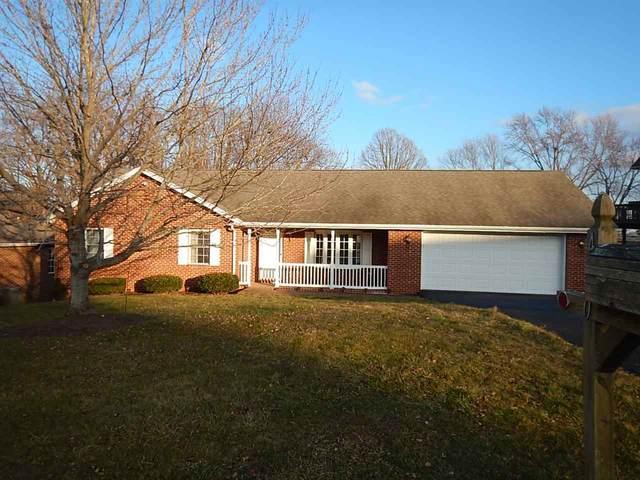 410 Yount Ave, STAUNTON, VA 24401 (MLS #612259) :: KK Homes