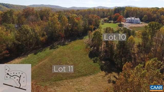 11 Eagle View, CHARLOTTESVILLE, VA 22903 (MLS #612265) :: Jamie White Real Estate