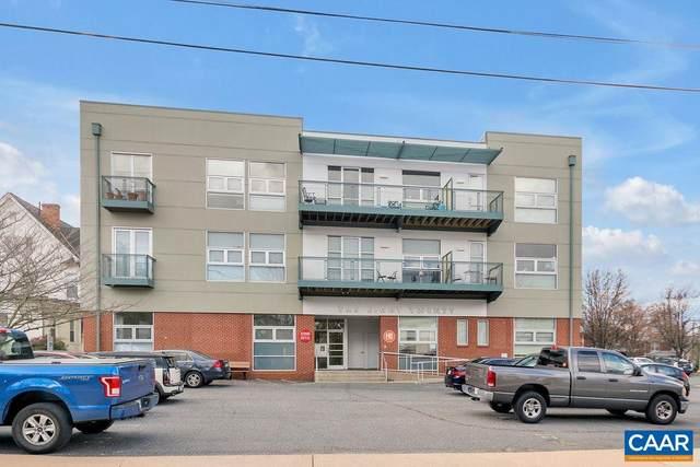 820 E High St #4, CHARLOTTESVILLE, VA 22902 (MLS #612269) :: KK Homes
