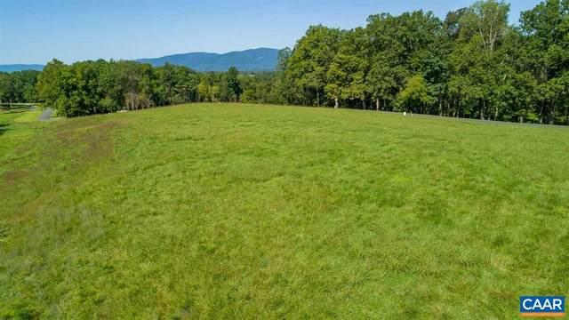 13 Eagle View #13, CHARLOTTESVILLE, VA 22903 (MLS #612270) :: Jamie White Real Estate