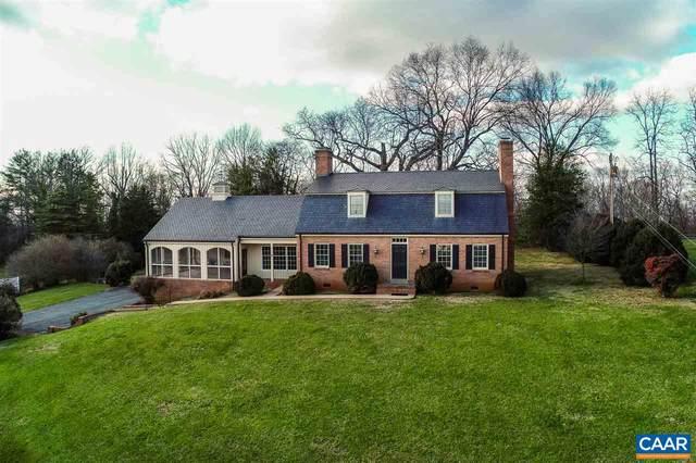 198 Red Hill Rd, ORANGE, VA 22960 (MLS #612278) :: KK Homes