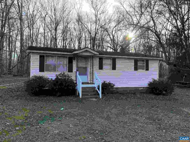 1144 Jackson Rd, BUMPASS, VA 23024 (MLS #612325) :: Real Estate III