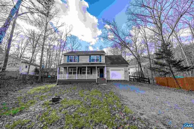 806 Jefferson Dr, Palmyra, VA 22963 (MLS #612357) :: Jamie White Real Estate
