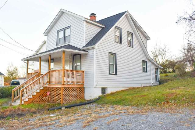 1620 Plunkett St, STAUNTON, VA 24401 (MLS #612366) :: Jamie White Real Estate