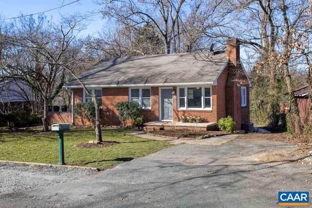1403 Forest Ridge Rd, CHARLOTTESVILLE, VA 22903 (MLS #612374) :: KK Homes