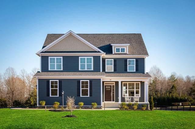 Lot 10 Bartholomew Pl, STANARDSVILLE, VA 22973 (MLS #612394) :: KK Homes