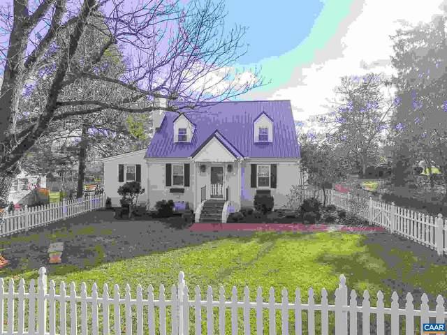 388 E Main St, ORANGE, VA 22960 (MLS #612434) :: KK Homes